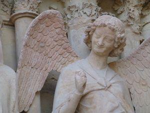 Reims ange au sourire - reduc