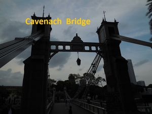 Cavenach Bridge