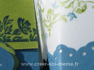 decoration de table detail