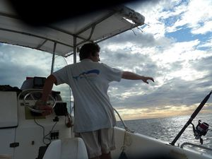 Omar specialiste de la mer