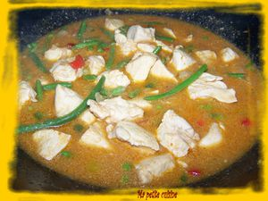 curry rouge de poulet (2)