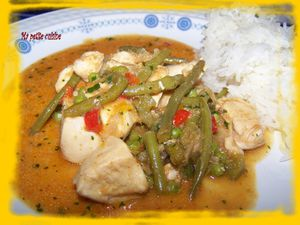 curry rouge de poulet (5)