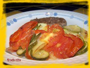 gratin de légumes 5