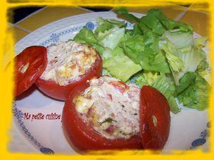 tomates farcies au chèvre (1)