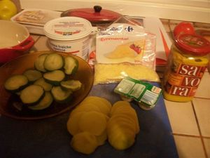 GRATIN PDT COURGETTES1