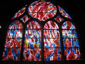 Eglise Saint Severin Paris