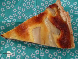 tarte choco-poireL6