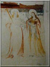Le Roi Saint-Louis et sainte Appolonie