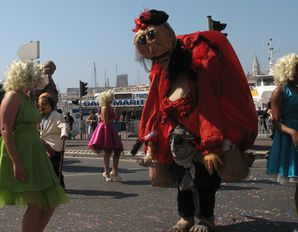 carnaval marseille 2011 actuprovence