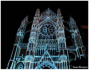 Beauvais cathedrale infinie 03
