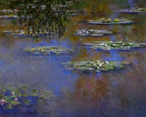Claude Monet - Water-Lilies 33