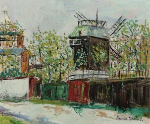 Moulin Utrillo