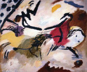 Kandinsky - Improvisation 20 (2 chevaux)616