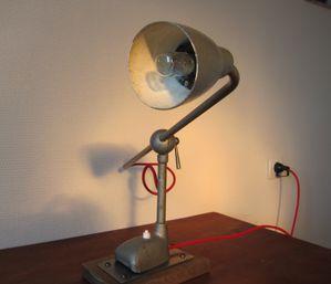 LAMPE SINGER R1115-035