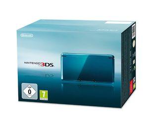 pack 3DS bleu lagon