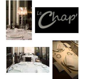 Restaurant Le CHAP Perpignan : table gastronomique remarquable 1