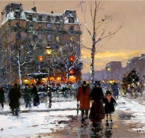 A pigalle Edouard cortes place-pigalle