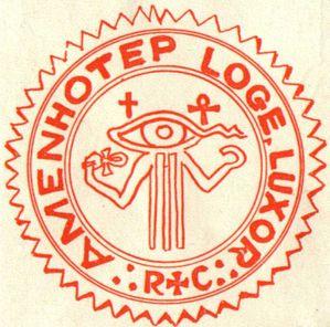 sceau loge amenhotep