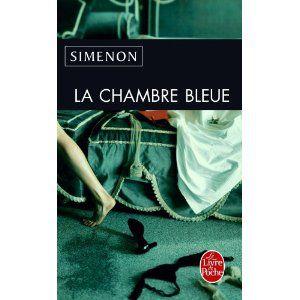 la chambre bleue de Georges Simenon