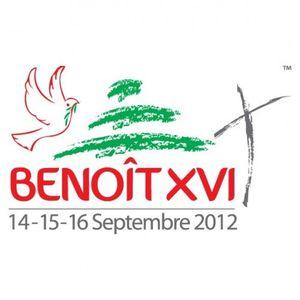Benoit XVI au liban