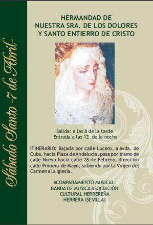 Semana santa Badolatosa 2012