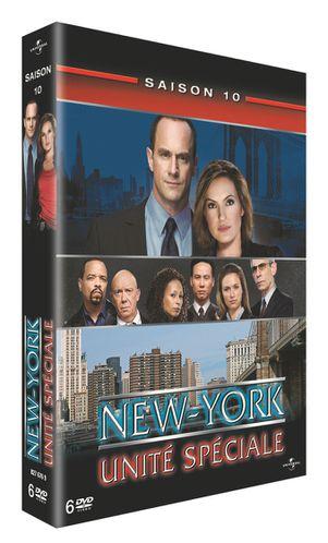NEW YORK UNITE SPECIALE Saison 10 en DVD le 25 mai !
