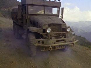 Le convoi de la peur - GMC M211 1
