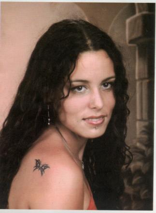 2003 - Dama de honor Omayra Linares Morales