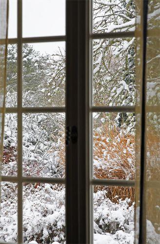 Neige à Rilhac Rancon
