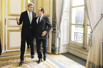 hollande kerry