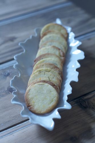 biscuits romarin 1