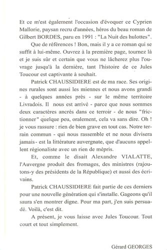 grand charroi preface Georges (1)