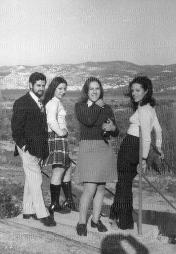00618 - 1974 Presa Malpasillo 7 de abril