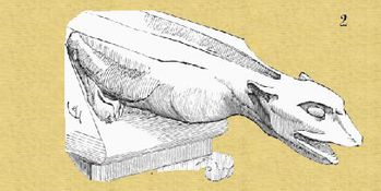 Gargouille et Viollet-le-Duc