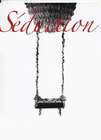 seduction magazine. copie