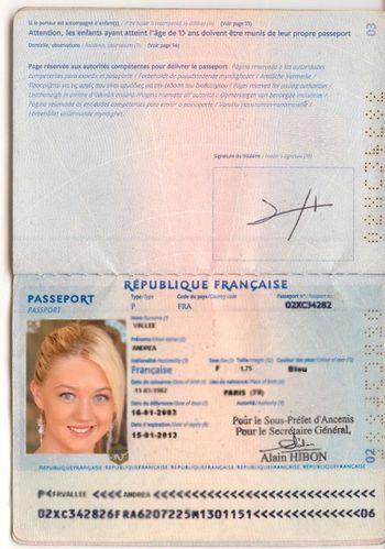 passport 121
