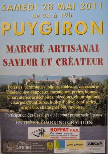 marché puygiron