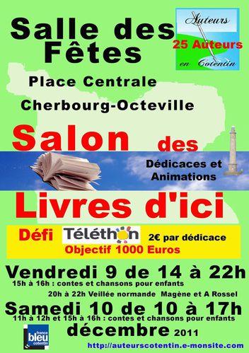 AFFICHE 9 10 DECEMBRE 2011 PROJET 2 A4