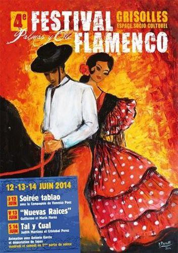 grisolles flamenco