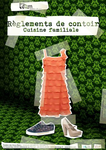 AfficheReglements de contoir
