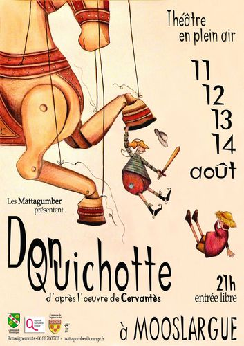 Don Quichotte AFFICHE net