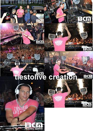 Tiësto BCM Dance Planet Mallorca Spain 13 july 2011