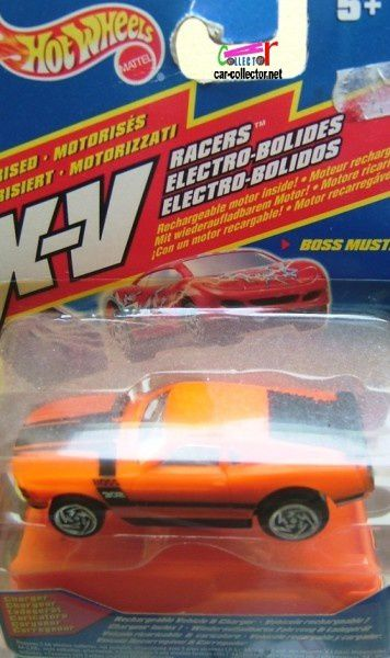 boss mustang xv racer electro bolides electric charger