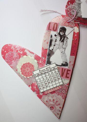 Gabistella Mini album DT ACCS page févrierb 01 2012