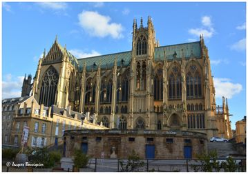 Metz Cathedrale St Etienne 3