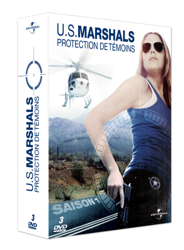 DVD US Marshals S1