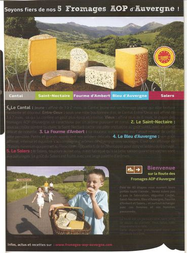 page fromage
