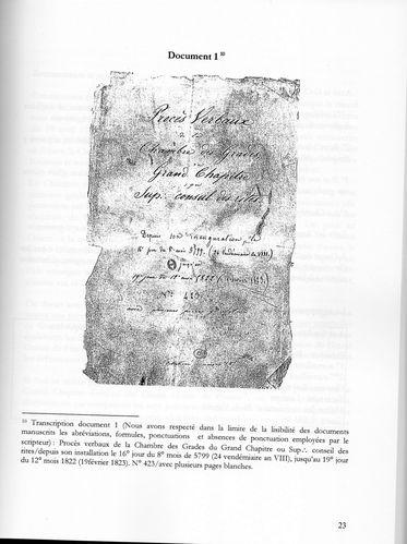 Critica Masonica n°1-23