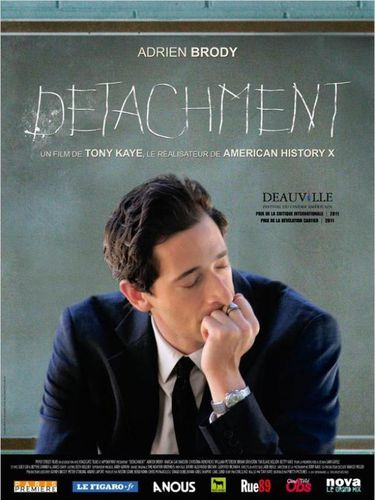 detachment affiche