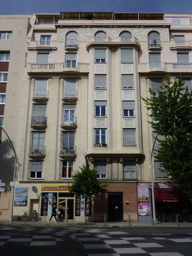 7 boulevard François Grosso Nice